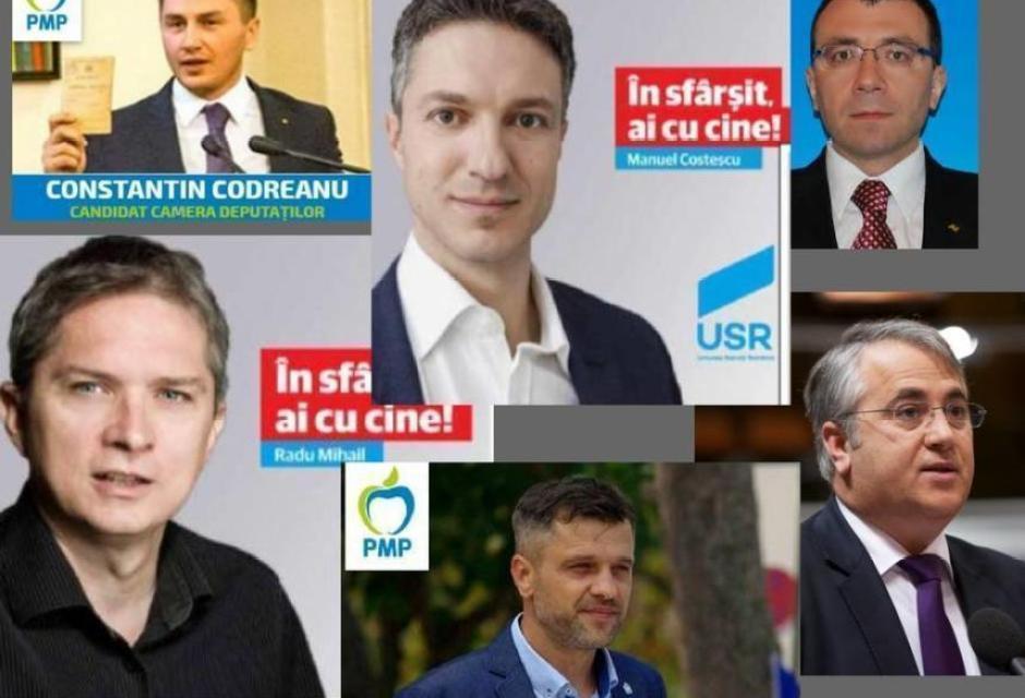 Aceștia sunt parlamentarii noștri din diaspora