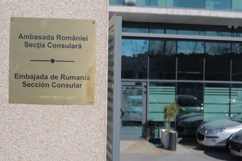 Se redeschide Consulatul României de la Madrid
