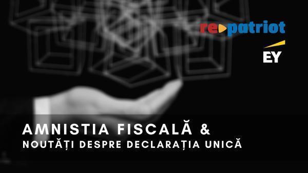 Sesiune online despre fiscalitatea din România