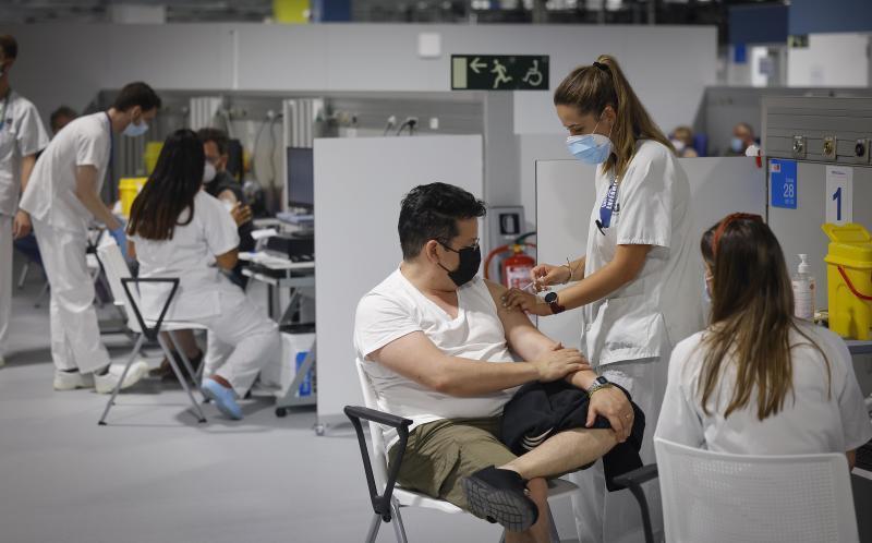 Locurile în care te poți vaccina fără programare în regiunea Madrid