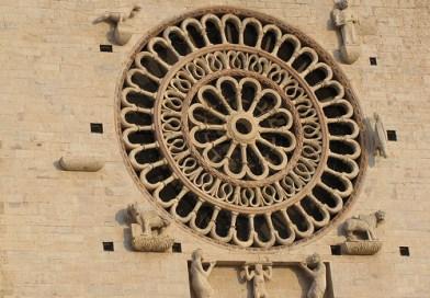 A Catedral de são Rufino em Assis