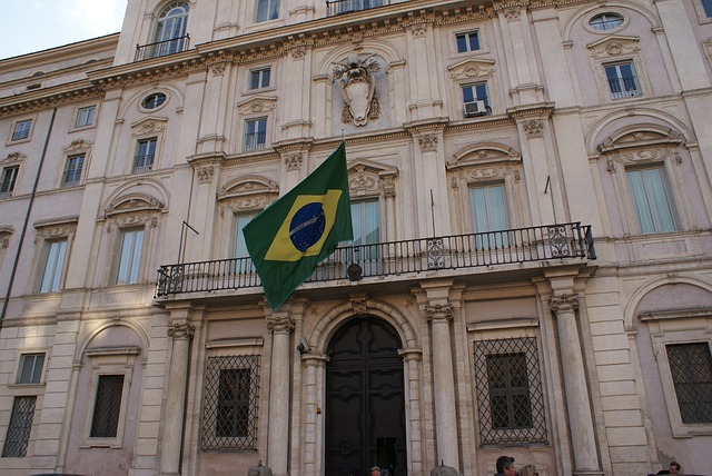Consulado brasileiro em Roma