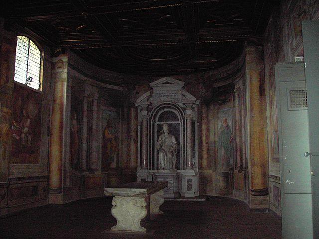 capela santa Barbara