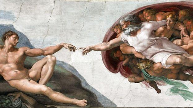 criação de Adão