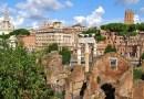 Visitando o Fórum Romano