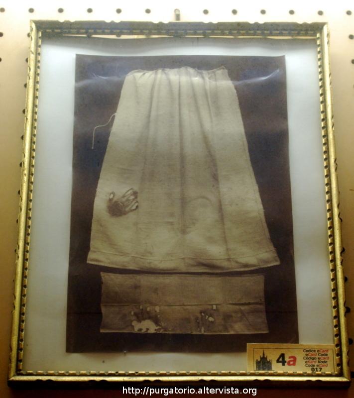 A mão da freira