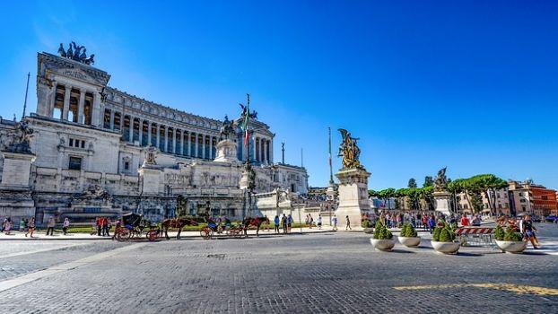Roma, a cidade eterna