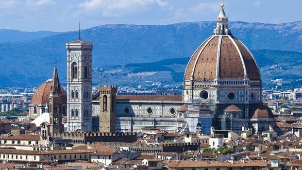 Visitando Florença