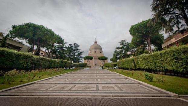 A Basílica de São Pedro e Paulo