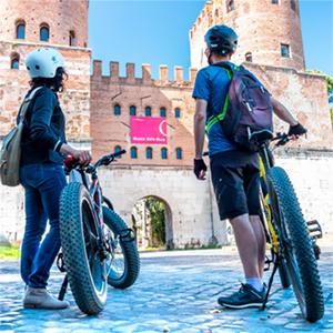Tour privato di Roma in e-bike