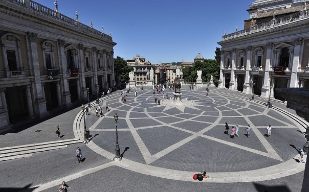Piazza del Campidoglio - Roma