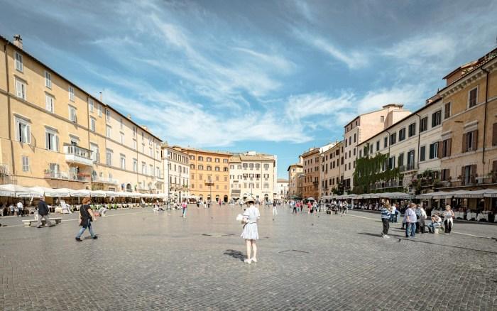 Le più belle piazze di Roma