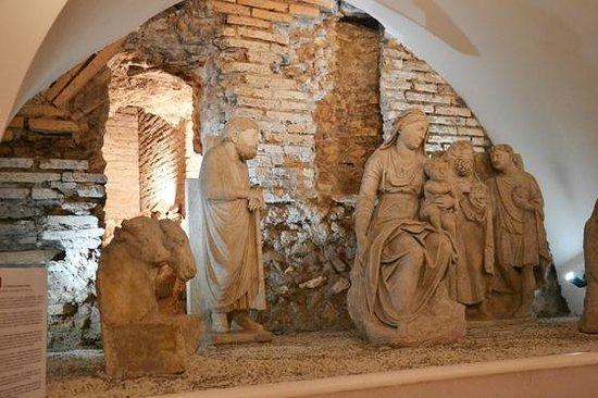 Presepe della Basilica di Santa Maria Maggiore