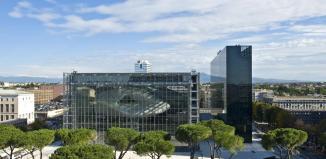 Hotel con centro congressi a Roma