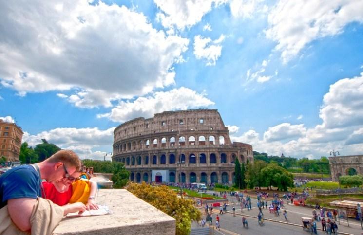 Alberghi zona Colosseo