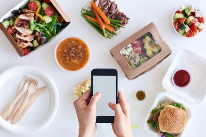 App per consegna cibo e piatti a domicilio