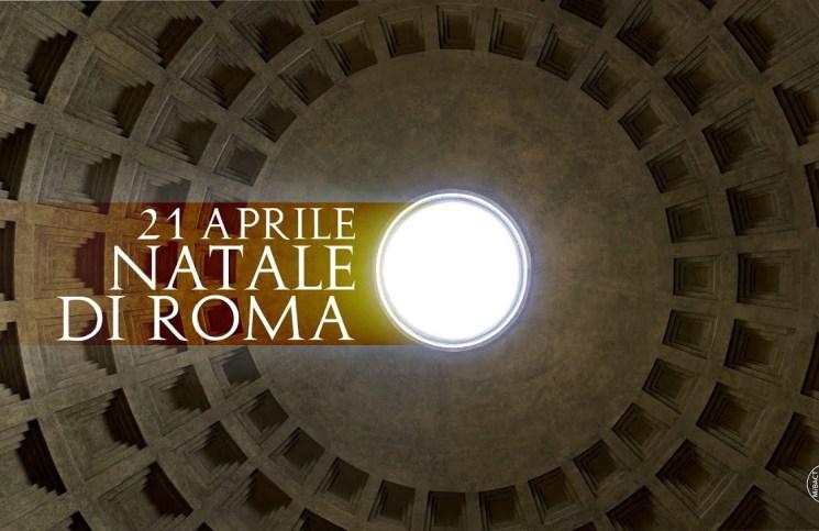 Natale di Roma 21 Aprile