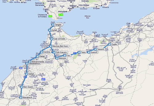 Morocco-train-routes