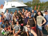 Company retreat at Airlie Beach 2016