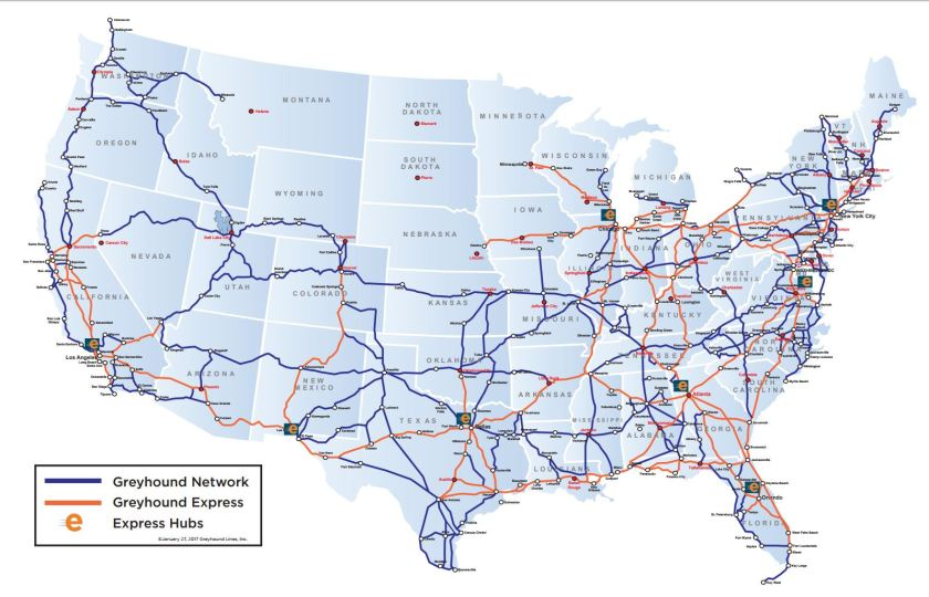 greyhound-route-map