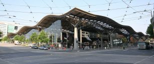 Melbourne Southern Cross station