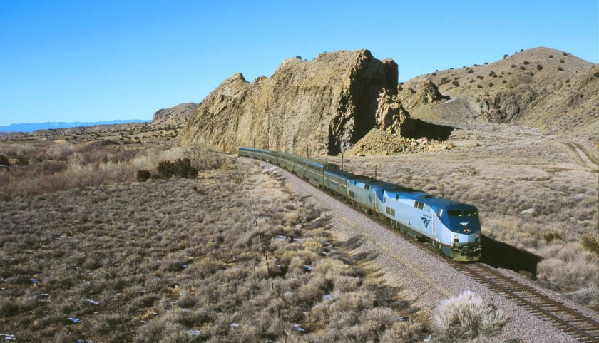 Amtrak Southwest Chief New Mexico