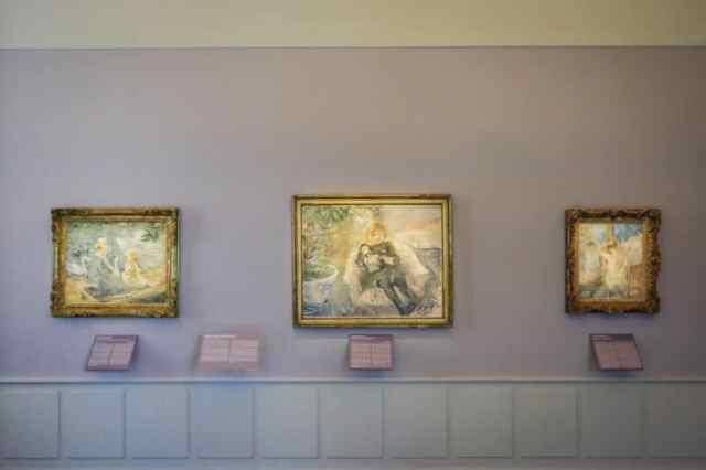 impressionisti segreti exhibition rome