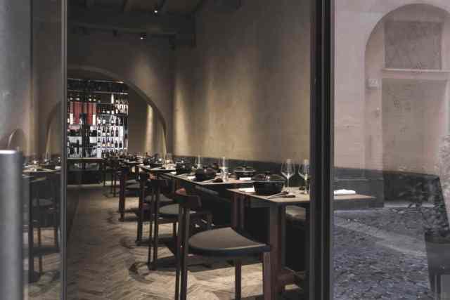 Archivolto: Chef Baldari's Newest Restaurant near the Pantheon