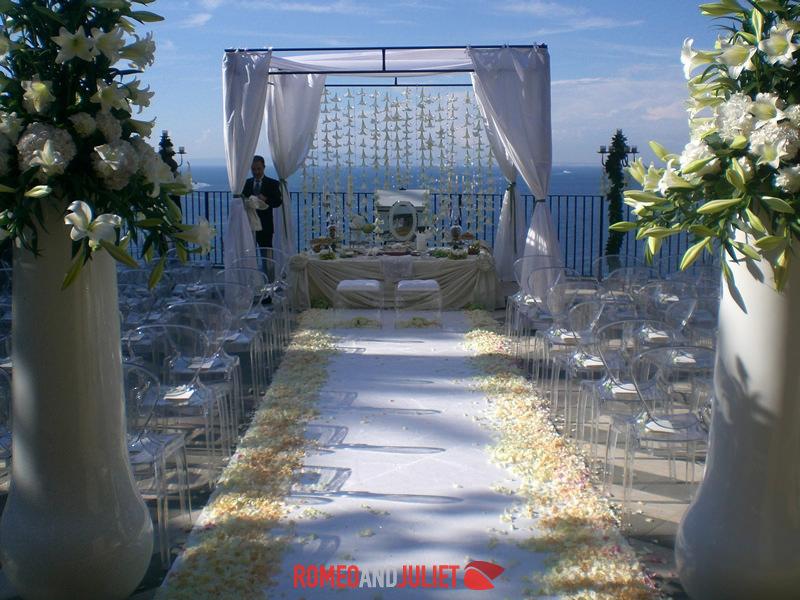 Sorrento Villa Wedding Sorrento Amalfi Coast Italy Wedding Locations