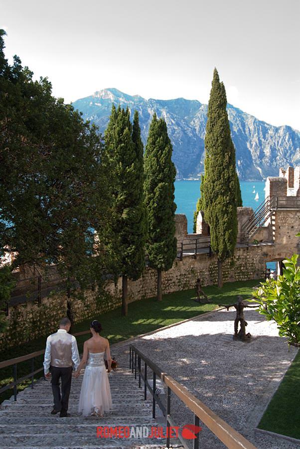 Malcesine Castle Weddings Malcesine Lake Garda Italy