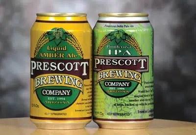 Prescott Brewing