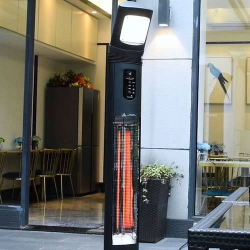 nova apollo infrared heater