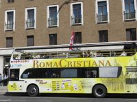 Roma Cristiana Rome Hop On Hop Off Open Top Sightseeing Bus