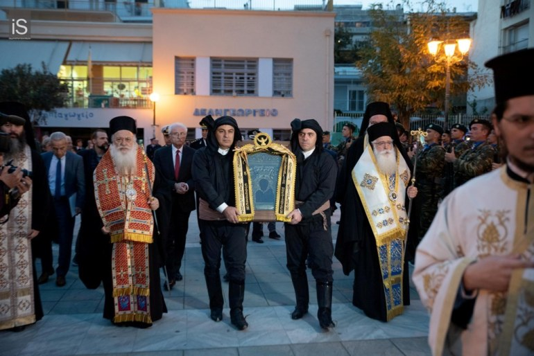 feb524c4b3fd Ο Βόλος υποδέχτηκε την Παναγία Σουμελά (ΦΩΤΟ) – GrecoNews