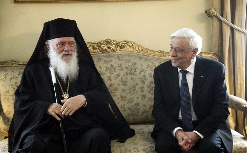 Τον ΠτΔ θα τιμήσει η Εκκλησία της Ελλάδος την Κυριακή της Ορθοδοξίας