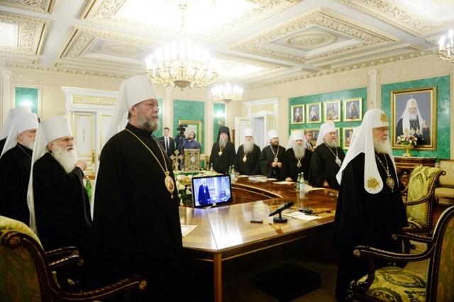 rosoi sinod