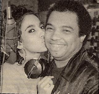 Romina and Wess Johnson