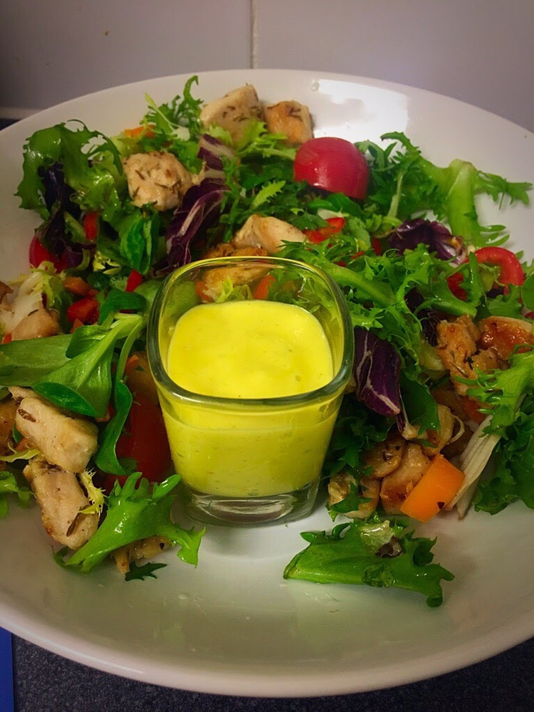 Mango and Chilli Dressing