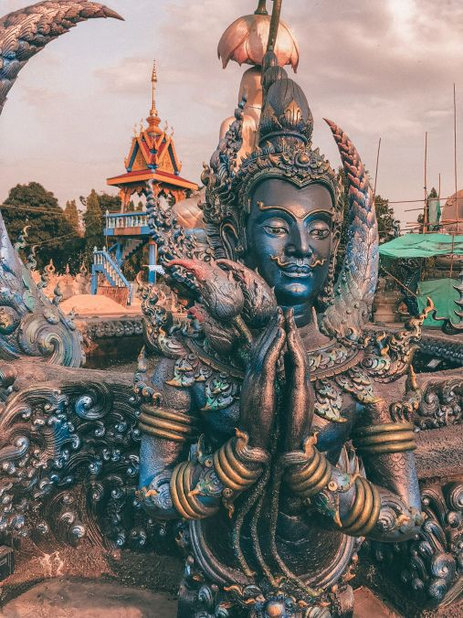 templo azul chiang rai 4
