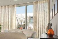 finestrone - Tenda arricciata