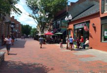 Winchester Old Town Pedestrian Mall