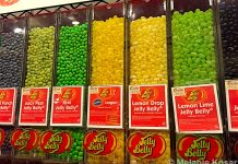 carytown candy shop, carytown jelly beans