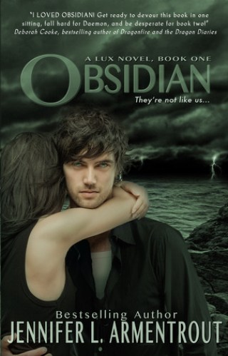 Review : Obsidian (Lux Series) by Jennifer Armentrout