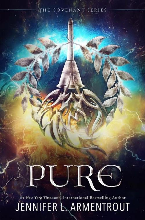 #RSFave & Review   Pure by Jennifer Armentrout