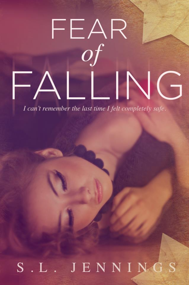 { COVER REVEAL } Fear of Falling by S.L. Jennings