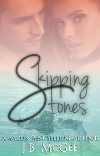 { cover reveal } Skipping Stones by J.B. McGee