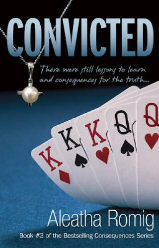{ cover reveal } Convicted by Aleatha Romig