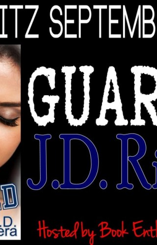 { blitz + giveaway } Guarded by J.D. Rivera