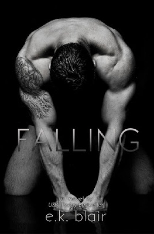 Blog Tour ( review + excerpt + giveaway ) : Falling (Fading #2) by E.K. Blair