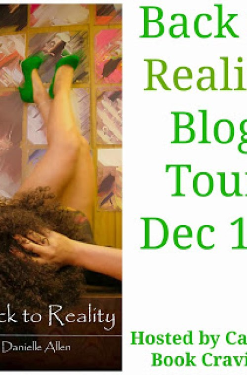 Blog Tour ( review + giveaway ) : Back to Reality (Back to Life #2) by Danielle Allen